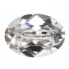 Swarovski Stones 4120 Oval 14x10mm Crystal 12pcs